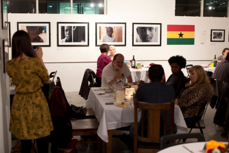 Supper Club and gallery