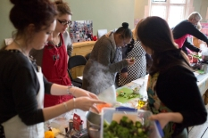 LFHW Cooking workshop adamsdown