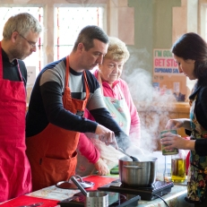 Cooking Workshop Adamsdown