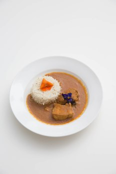 Purple Poppadom's Nadan Kozhi chicken curry